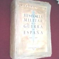 Libros antiguos: GUERRA ESPAÑA AZNAR 1940 PRIMERA EDIC.. Lote 120736364
