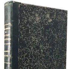 Libros antiguos: DIARIO OFICIAL DEL MINISTERIO DE LA GUERRA 1936 (COMIENZO GUERRA CIVIL (DECRETOS, PERSONAL, DESTINOS. Lote 122281003