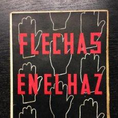 Libros antiguos: FLECHAS EN EL HAZ, ANDREU ALCOVER, JORGE, 1937. Lote 125382331