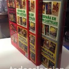 Libros antiguos: LIBROS 2000 CARTELES DE LA GUERRA CIVIL ESPAÑOLA. CARULLA. 1ª EDICIÓN. Lote 127980087