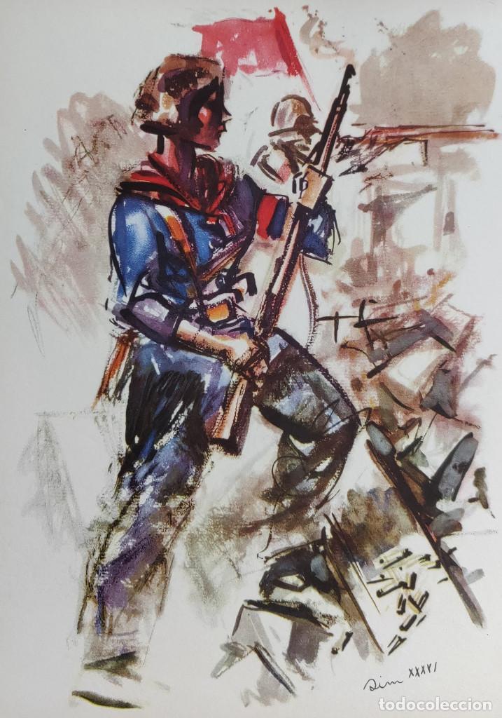 Deberes y derechos del miliciano de la Segunda República española 132935126_103991725
