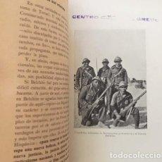 Libros antiguos: BRIGADAS INTERNACIONALES EN ESPAÑA. (1ª ED., 1940) LIZÓN GADEA. LÁMINAS. GUERRA CIVIL. . Lote 136482882