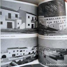 Libros antiguos: LA RECONSTRUCCIÓN URBANA EN ESPAÑA (1945) (MORENO TORRES. POST GUERRA CIVIL. REGIONES DEVASTADAS. Lote 221524862