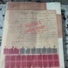 Livros antigos: BONITO LIBRO SABINO ARANA . Lote 138618002