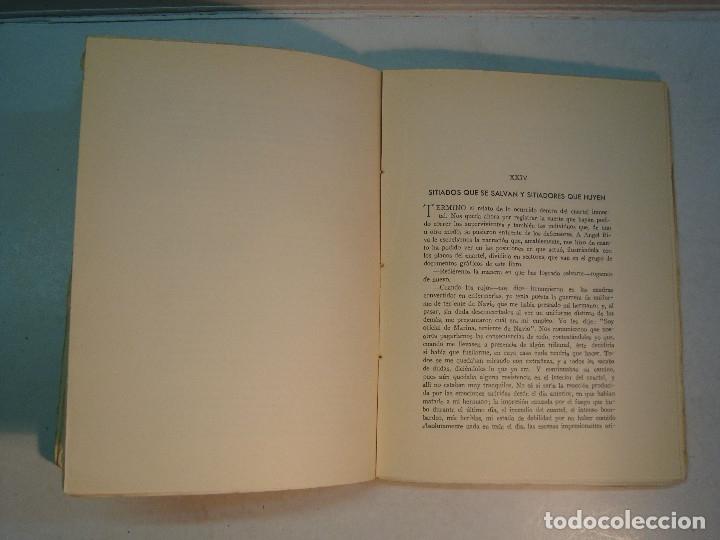 Libros antiguos: Joaquín A. Bonet: ¡Simancas! Epopeya en los cuarteles de Gijón (1939) (Dedicado) - Foto 8 - 139914906