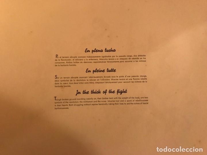 Libros antiguos: GUERRA CIVIL. C.N.T. F.A.I. ESTAMPAS DE LA REVOLUCIÓN ESPAÑOLA POR SIM 1936 ORIGINAL Y COMPLETO - Foto 5 - 141171509