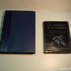 Libros antiguos: II REPÚBLICA ESPAÑOLA: CÓMO SE INCENDIARON LOS CONVENTOS EN MADRID - LA REVOLUCIÓN Y SUS CÓMPLICES. Lote 143153226