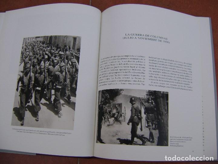 Libros antiguos: LIBRO DE GUERRA CIVIL , VIVIR EN GUERRA , JAVIER TUSELL. - Foto 2 - 145286682