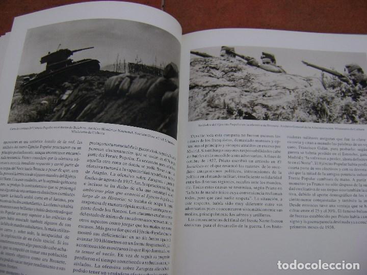 Libros antiguos: LIBRO DE GUERRA CIVIL , VIVIR EN GUERRA , JAVIER TUSELL. - Foto 3 - 145286682