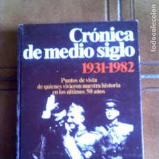 Libros antiguos: LIBRO LA GUERRA CIVIL VISTA POR LOS EXILIADOS EDITORIAL PLANETA 1975 . Lote 147485350