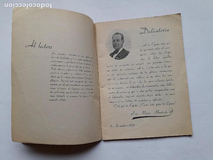 Libros antiguos: LATIDOS DE UN ESPAÑOL- Jose Maria Monterde - Foto 3 - 149547466