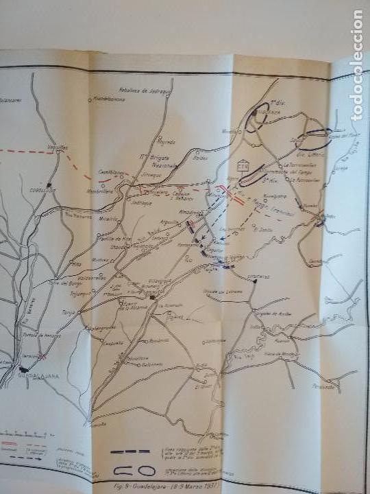 Libros antiguos: VENTI MESI DI GUERRA IN SPAGNA 1936 1938 EMILIO FALDELLA LE MONNIER 1939 CIVIL ctv plano mapa - Foto 4 - 150752634