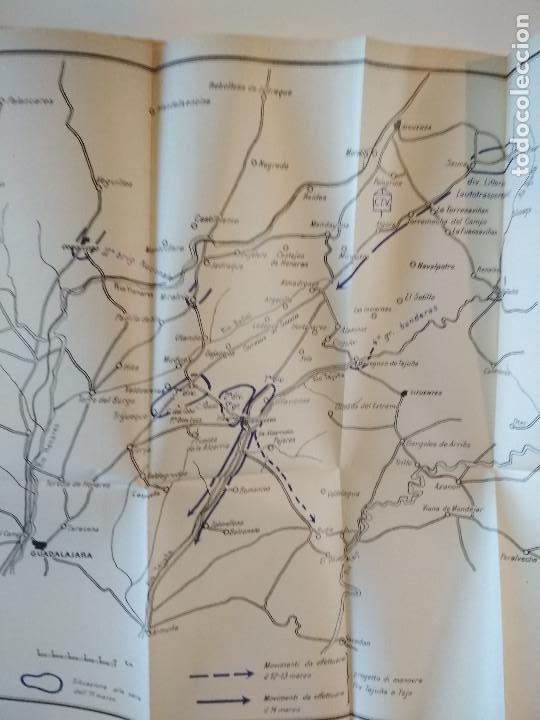 Libros antiguos: VENTI MESI DI GUERRA IN SPAGNA 1936 1938 EMILIO FALDELLA LE MONNIER 1939 CIVIL ctv plano mapa - Foto 5 - 150752634