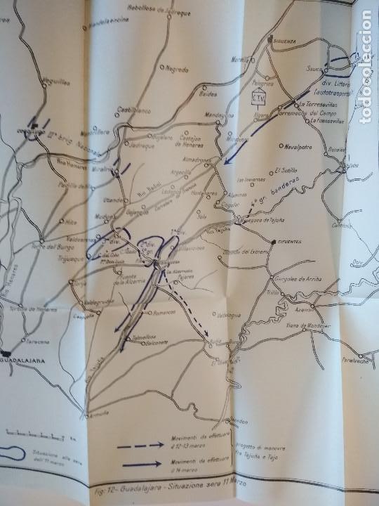 Libros antiguos: VENTI MESI DI GUERRA IN SPAGNA 1936 1938 EMILIO FALDELLA LE MONNIER 1939 CIVIL ctv plano mapa - Foto 6 - 150752634