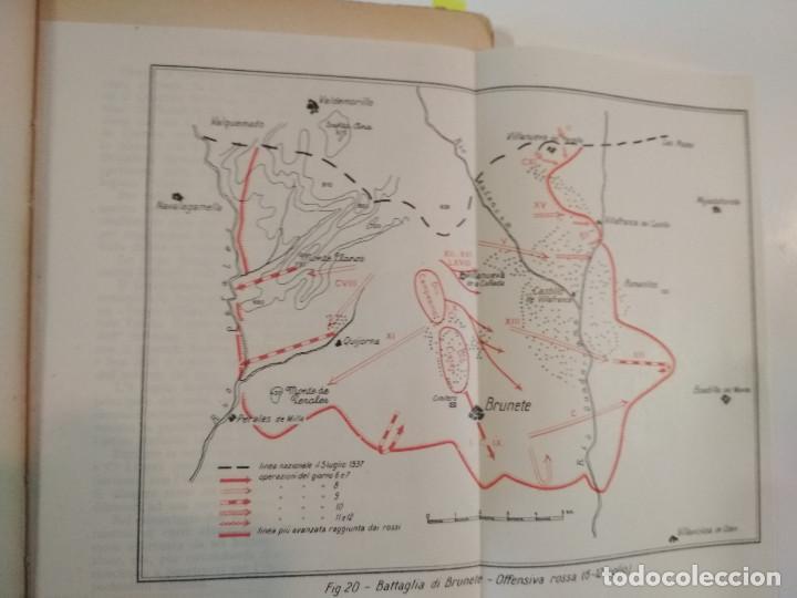 Libros antiguos: VENTI MESI DI GUERRA IN SPAGNA 1936 1938 EMILIO FALDELLA LE MONNIER 1939 CIVIL ctv plano mapa - Foto 8 - 150752634
