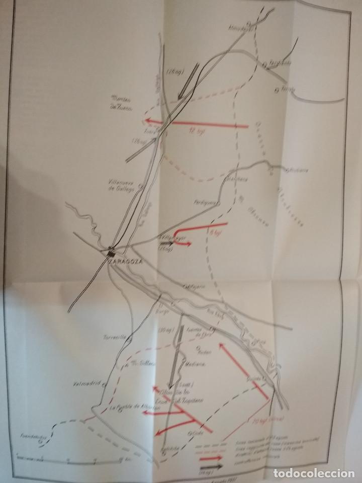 Libros antiguos: VENTI MESI DI GUERRA IN SPAGNA 1936 1938 EMILIO FALDELLA LE MONNIER 1939 CIVIL ctv plano mapa - Foto 10 - 150752634