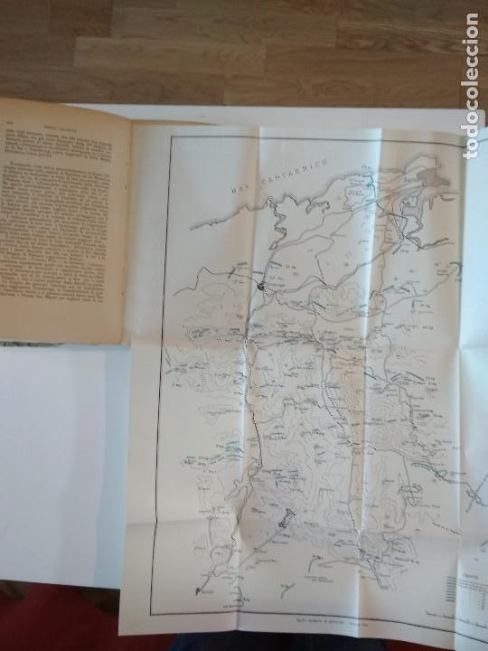 Libros antiguos: VENTI MESI DI GUERRA IN SPAGNA 1936 1938 EMILIO FALDELLA LE MONNIER 1939 CIVIL ctv plano mapa - Foto 14 - 150752634