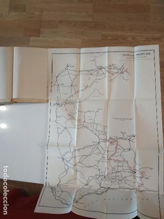 Libros antiguos: VENTI MESI DI GUERRA IN SPAGNA 1936 1938 EMILIO FALDELLA LE MONNIER 1939 CIVIL ctv plano mapa - Foto 18 - 150752634