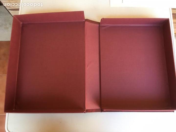 Libros antiguos: ESTUCHE DE MANUSCRITOS DE FRANCO - Foto 3 - 150834934