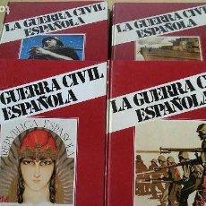 Libros antiguos: ENCICLOPEDIA LA GUERRA CIVIL ESPAÑOLA - HUGH TOMAS - 12 TOMOS - ED.URBIÓN. Lote 152580622