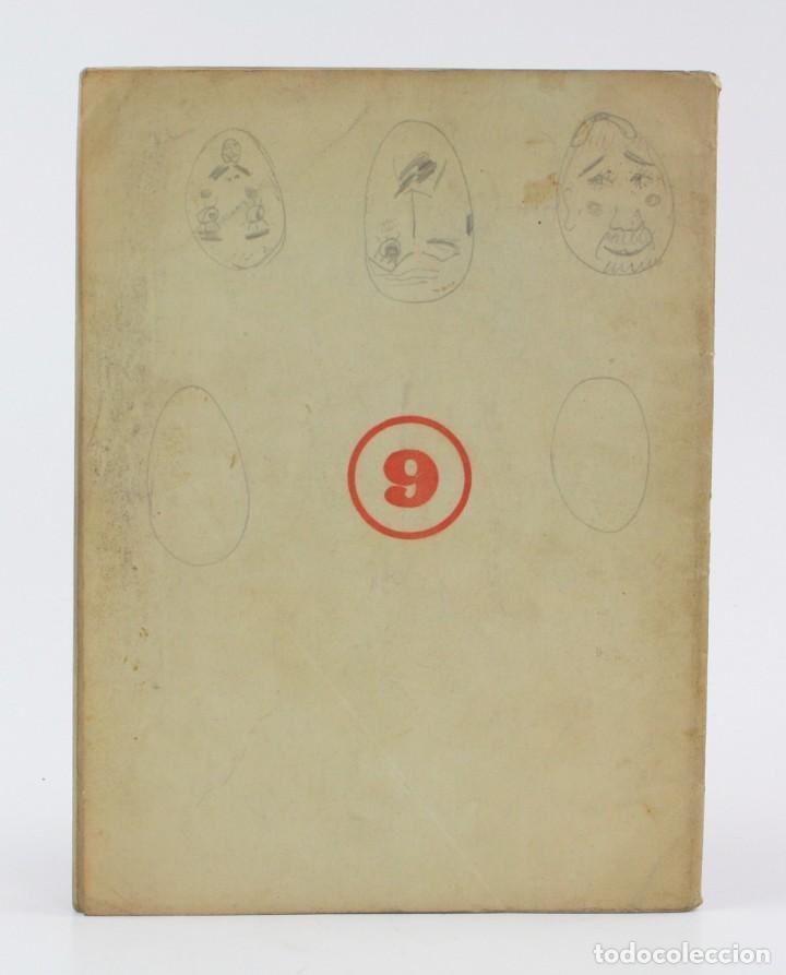 Libros antiguos: Poesías de guerra, documentos históricos, ediciones 5º regimiento, Guerra Civil, Madrid. 24,5x18,5cm - Foto 2 - 154109242