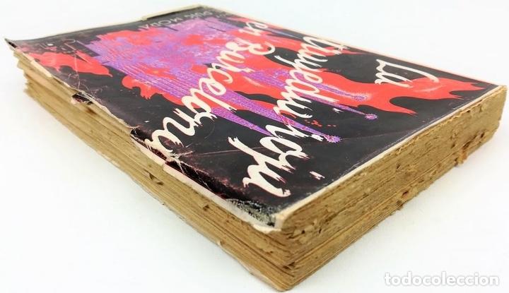 Libros antiguos: LA TRAGEDIA ROJA EN BARCELONA. E. PUIG MORA. TIPOGRAFÍA LA ACADÉMICA. ZARAGOZA 1937 - Foto 7 - 155809838