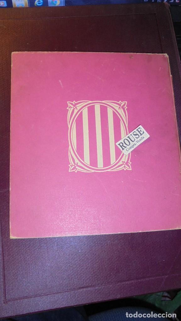Libros antiguos: DE QUAN ESCRIVIEN LES BÉSTIES , MANUEL AMAT DIBUIXOS ARTUR MORENO 1937 EDITAT PEL COMISSARIAT DE PRO - Foto 5 - 155917938