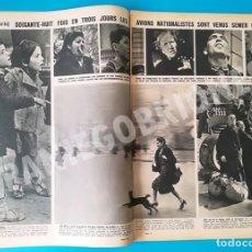 Libros antiguos: GUERRA CIVIL - ROBERT CAPA - MATCH 1939 - BARCELONA - REVISTA ORIGINAL. Lote 167498852
