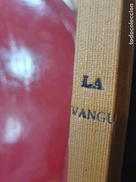 Libros antiguos: Tomo I con 75 notas gráficas La Vanguardia, del bando Republicano, muy buen estado, 1937 - Foto 2 - 167942420