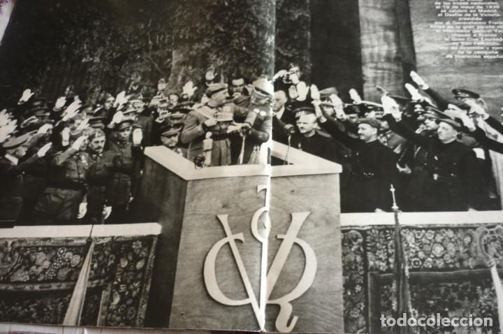 Libros antiguos: LA ACTUALIDAD ESPAÑOLA. FRANCO 40 AÑOS DE LA HISTORIA DE ESPAÑA - Foto 2 - 168376360