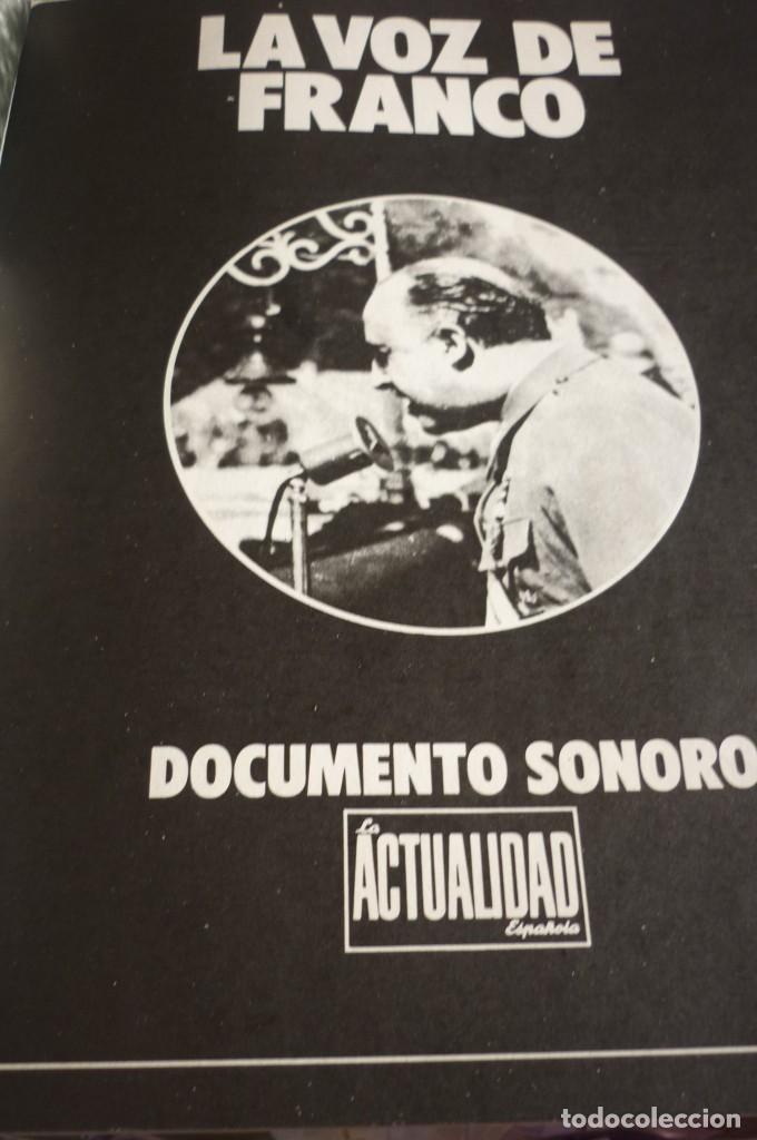 Libros antiguos: LA ACTUALIDAD ESPAÑOLA. FRANCO 40 AÑOS DE LA HISTORIA DE ESPAÑA - Foto 4 - 168376360