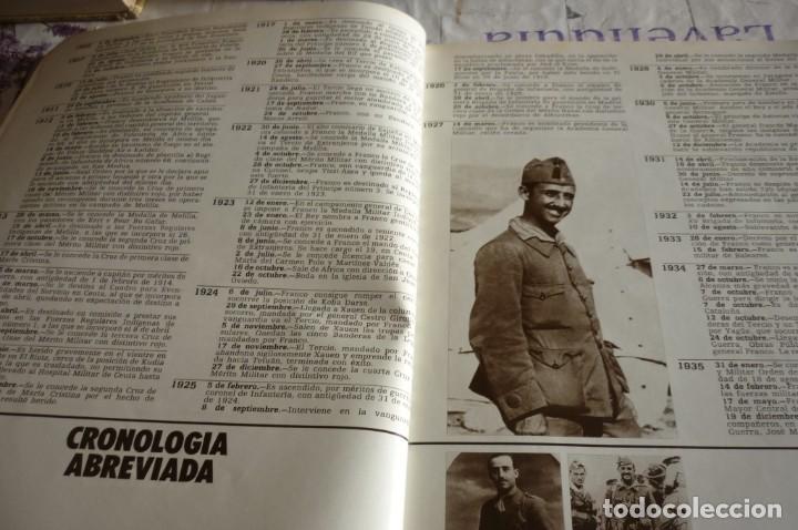 Libros antiguos: LA ACTUALIDAD ESPAÑOLA. FRANCO 40 AÑOS DE LA HISTORIA DE ESPAÑA - Foto 5 - 168376360
