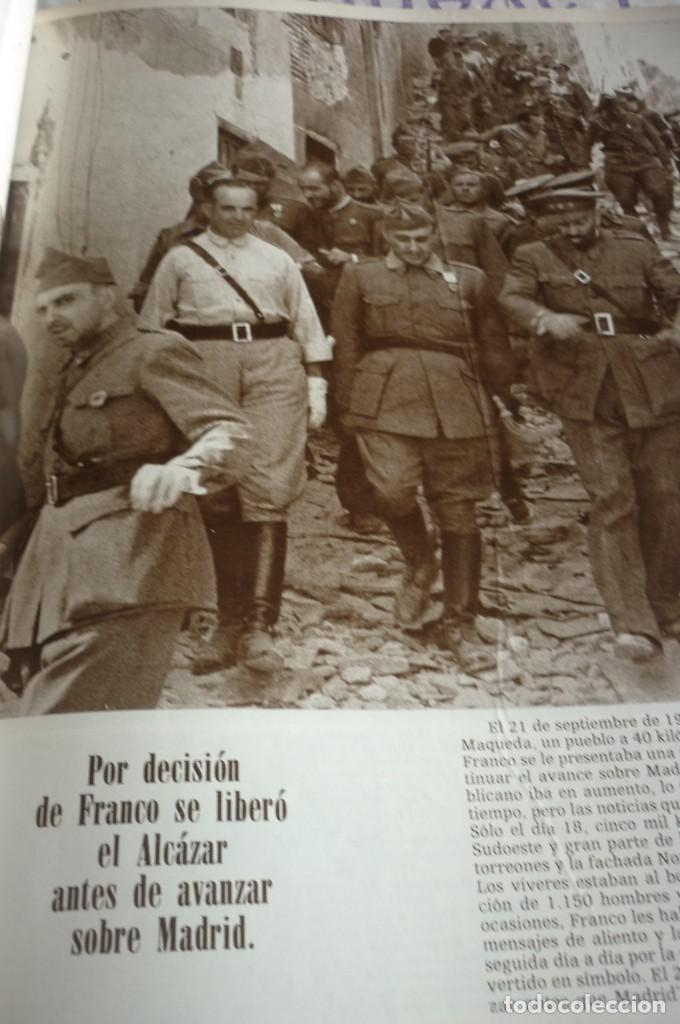 Libros antiguos: LA ACTUALIDAD ESPAÑOLA. FRANCO 40 AÑOS DE LA HISTORIA DE ESPAÑA - Foto 8 - 168376360