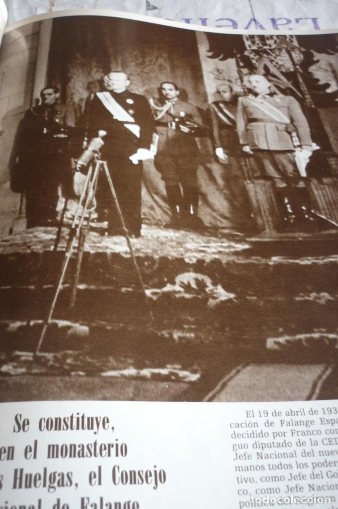 Libros antiguos: LA ACTUALIDAD ESPAÑOLA. FRANCO 40 AÑOS DE LA HISTORIA DE ESPAÑA - Foto 15 - 168376360