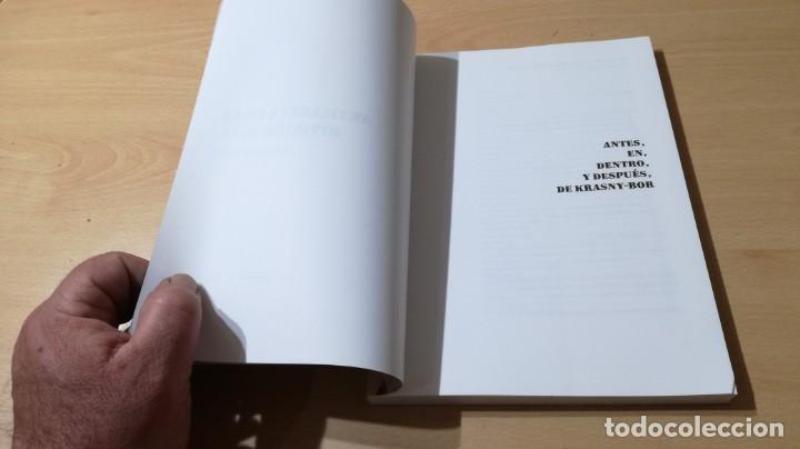 Libros antiguos: ARTILLERÍA EN LA DIVISIÓN AZUL - ANTONIO DE ANDRES Y ANDRES - KRASNY BOR - - Foto 5 - 169107372