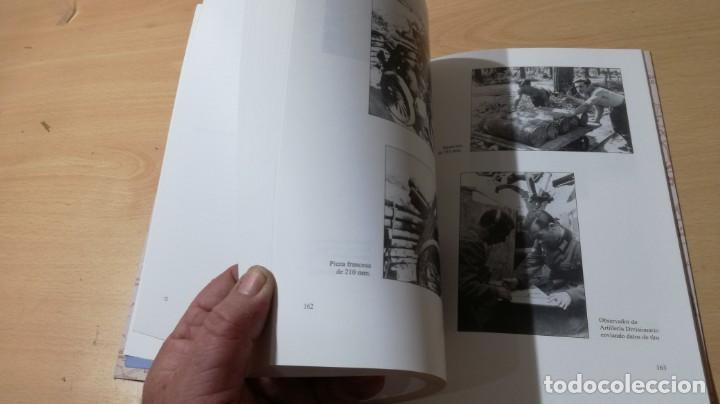 Libros antiguos: ARTILLERÍA EN LA DIVISIÓN AZUL - ANTONIO DE ANDRES Y ANDRES - KRASNY BOR - - Foto 18 - 169107372