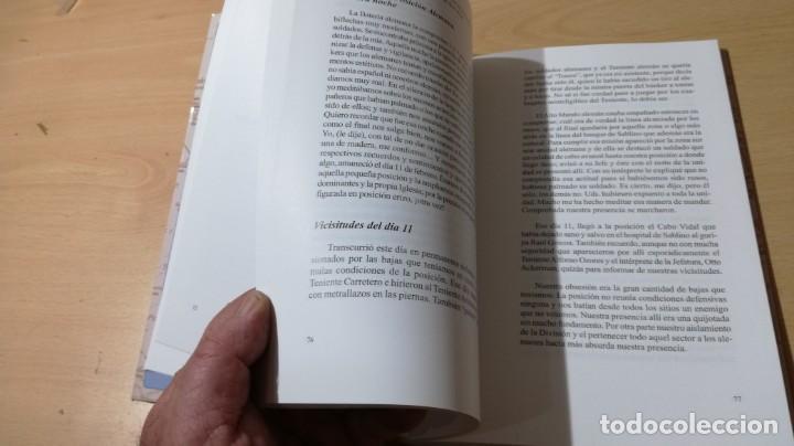 Libros antiguos: ARTILLERÍA EN LA DIVISIÓN AZUL - ANTONIO DE ANDRES Y ANDRES - KRASNY BOR - - Foto 21 - 169107372
