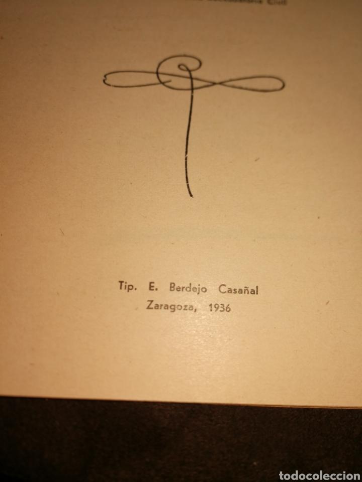 Libros antiguos: LATIDOS DE UN ESPAÑOL, ALOCUCIONES GUERRA CIVIL.1936.(IMPECABLE) - Foto 3 - 171641843