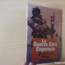 Libros antiguos: LA GUERRA CIVIL ESPAÑOLA 7: CONTRAATAQUE REPUBLICANO EN TERUEL - GABRIEL CARDONA (. Lote 174232273