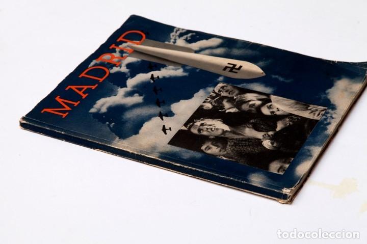 Libros antiguos: MADRID - ROBERT CAPA - FOTOLIBRO - GUERRA CIVIL ESPAÑOLA - 1937 - Foto 2 - 176921254