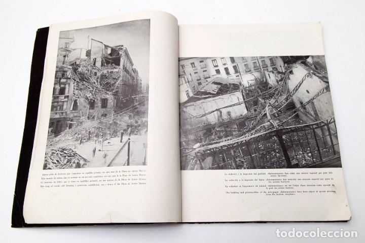 Libros antiguos: MADRID - ROBERT CAPA - FOTOLIBRO - GUERRA CIVIL ESPAÑOLA - 1937 - Foto 6 - 176921254