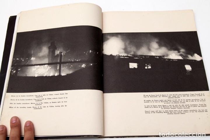 Libros antiguos: MADRID - ROBERT CAPA - FOTOLIBRO - GUERRA CIVIL ESPAÑOLA - 1937 - Foto 8 - 176921254