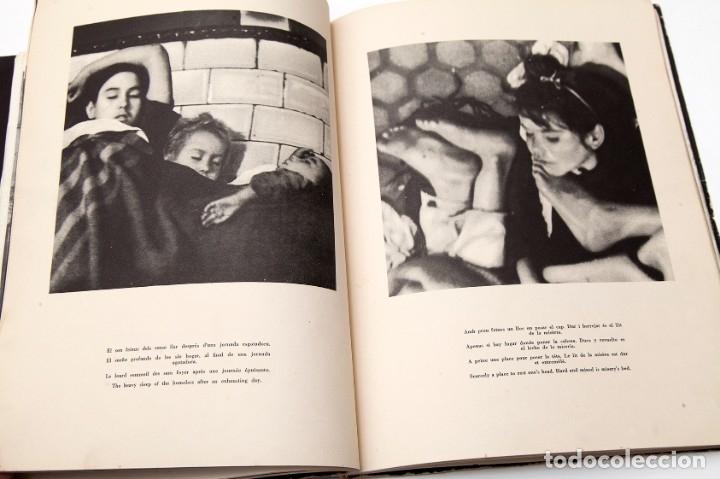 Libros antiguos: MADRID - ROBERT CAPA - FOTOLIBRO - GUERRA CIVIL ESPAÑOLA - 1937 - Foto 11 - 176921254