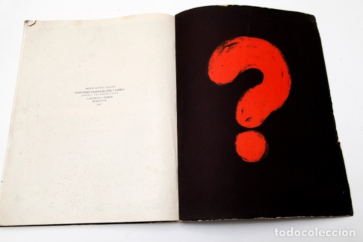 Libros antiguos: MADRID - ROBERT CAPA - FOTOLIBRO - GUERRA CIVIL ESPAÑOLA - 1937 - Foto 15 - 176921254