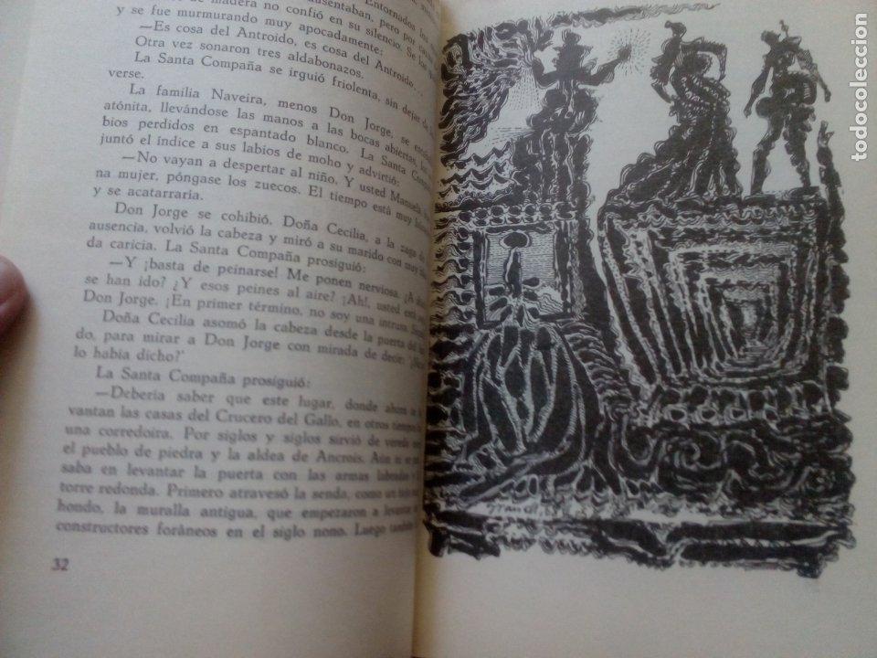 Libros antiguos: Granell. Lo que sucedió. 1968 México. Ilustraciones del autor. Guerra civil. Exilio republicano - Foto 3 - 176933088