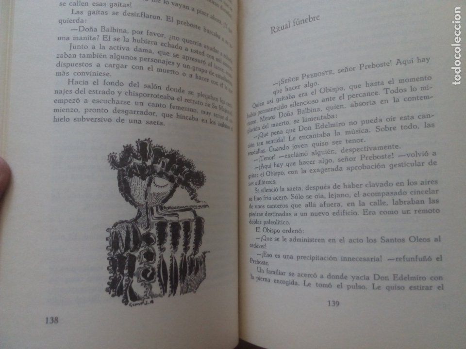 Libros antiguos: Granell. Lo que sucedió. 1968 México. Ilustraciones del autor. Guerra civil. Exilio republicano - Foto 4 - 176933088