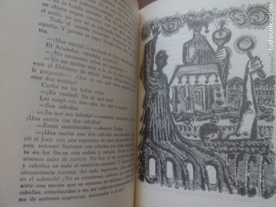 Libros antiguos: Granell. Lo que sucedió. 1968 México. Ilustraciones del autor. Guerra civil. Exilio republicano - Foto 5 - 176933088
