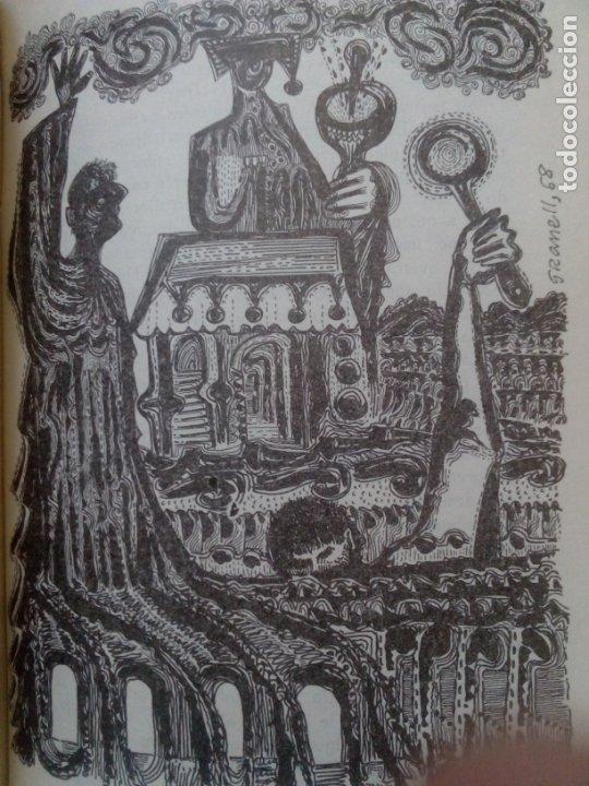 Libros antiguos: Granell. Lo que sucedió. 1968 México. Ilustraciones del autor. Guerra civil. Exilio republicano - Foto 6 - 176933088