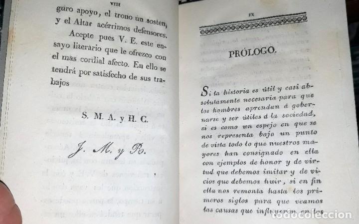 Libros antiguos: JOSE MARQUET Y ROCA. MEMORIAS PARA LA HISTORIA DE LA ULTIMA GUERRA CIVIL DE ESPAÑA. CAMPAÑA 1820-23. - Foto 2 - 179196581