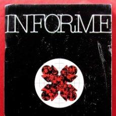 Libros antiguos: INFORME MONTEJURRA 76. CARLISMO. REQUETES. TRANSICIÓN.. Lote 181354401
